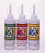 ゼリー状シミ抜き剤 「スポットゼリーM1、M2、M3」